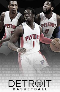 Detroit Pistons Official App- screenshot thumbnail