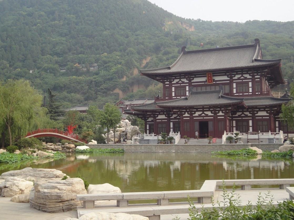 La station thermale Huaqing