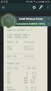 KANE Wireless Printer - náhled