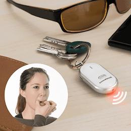 Breloc cu dispozitiv pentru gasire chei, InnovaGoods
