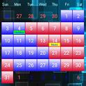Work Calendar 76 icon