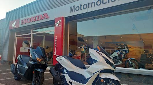 En septiembre llévate la PCX sin entrada en Honda Motomoción AF