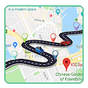Driving Route Finder: Live Street View, GPS & Maps icon