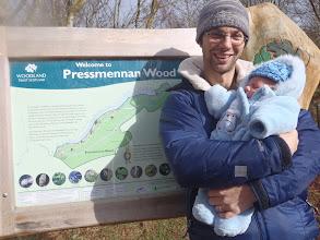 Photo: Pressmennan Wood