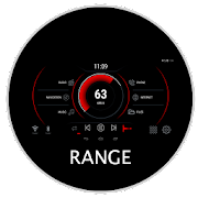 Range - theme for CarWebGuru launcher
