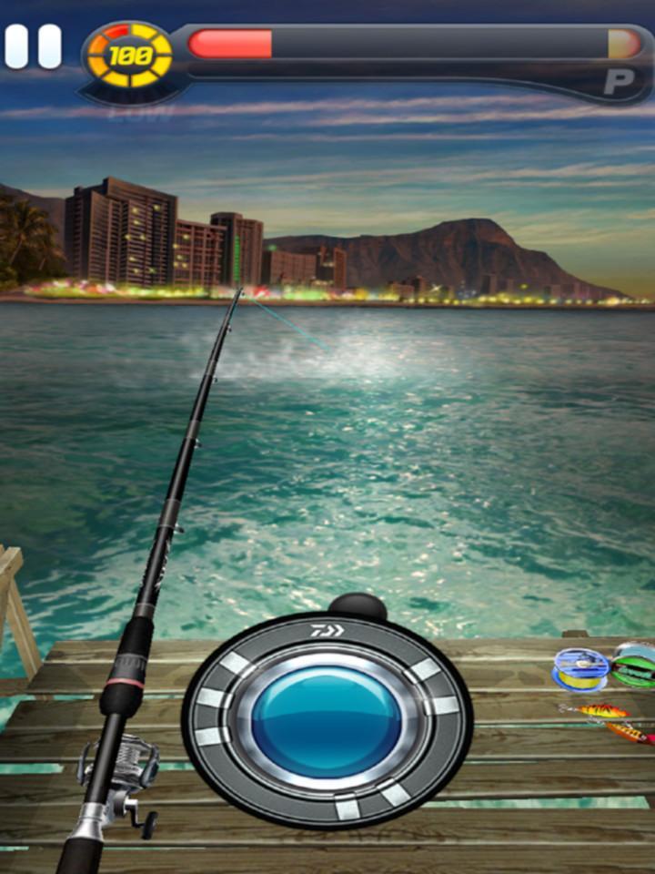 Ace Fishing: Wild Catch screenshot #6
