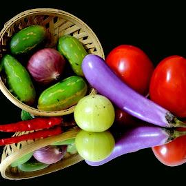 MIXED BEAUTY by SANGEETA MENA  - Food & Drink Ingredients