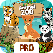 Animal Zoo for Kids Pro
