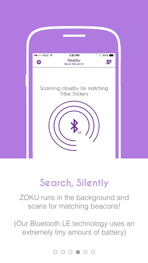 Zoku - Find your tribe- screenshot