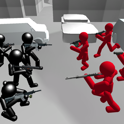 Battle simulator counter stickman