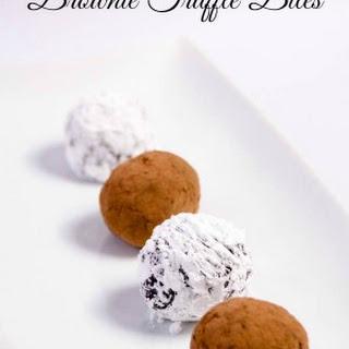 Brownie Truffle Bites