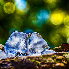 by Ralf  Harimau - Artistic Objects Other Objects ( gestein, eis, ice, rock )
