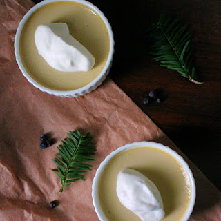 Juniper & Honey Pots de Créme