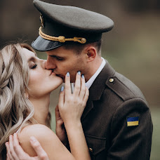 Wedding photographer Aleksandr Varukha (Varuhovski). Photo of 25.04.2018
