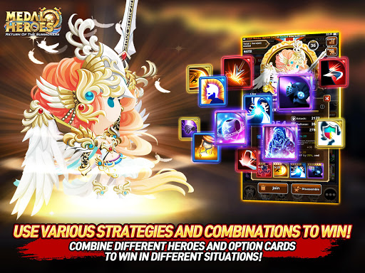 Medal Heroes : Return of the Summoners 2.4.0 18