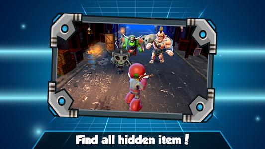 Mega Rock Hero : X Alien Battle 1.1