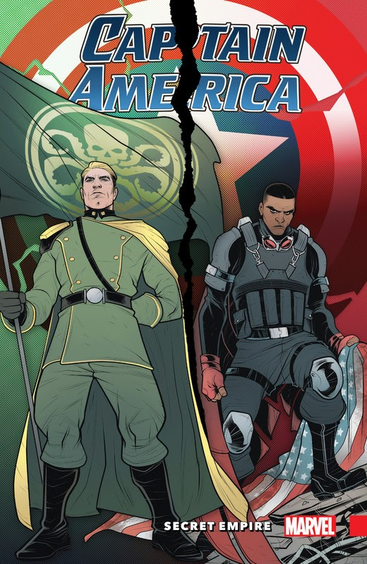 Captain America: Secret Empire (2017)