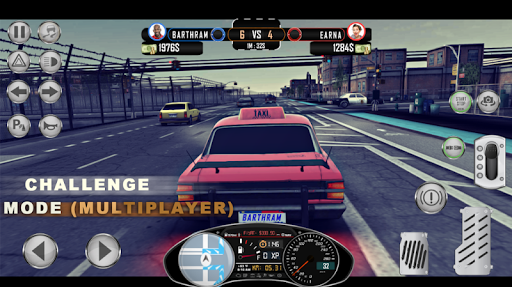 Taxi City 1988 V1 game (apk) free download for Android/PC/Windows screenshot