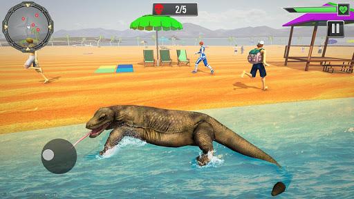 Komodo Dragon Simulator 2019 1.7 screenshots 1