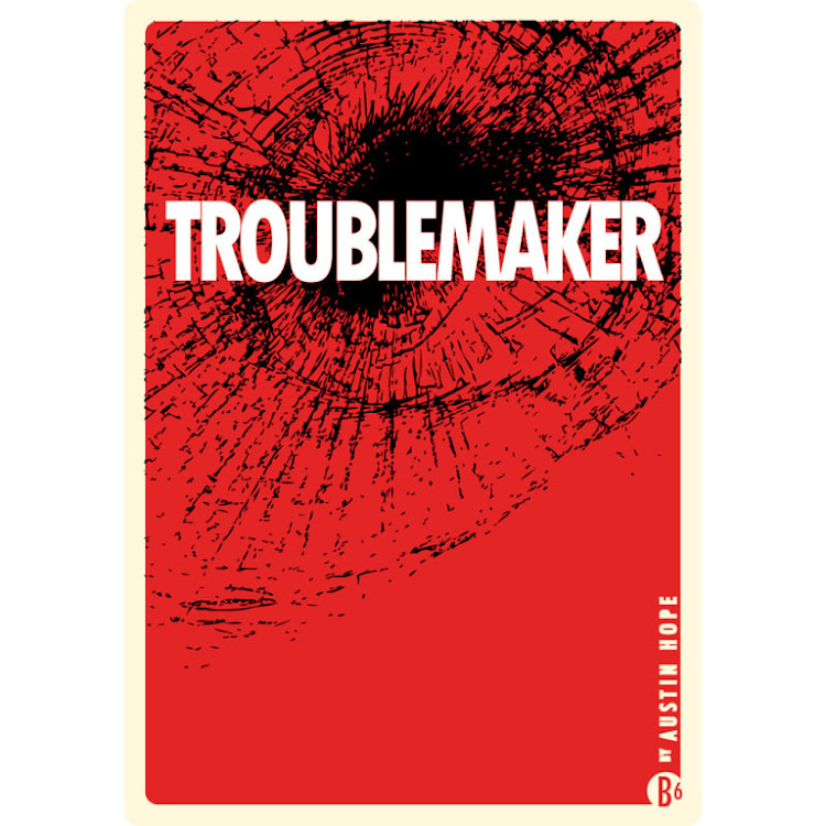Logo for Troublemaker Red Blend