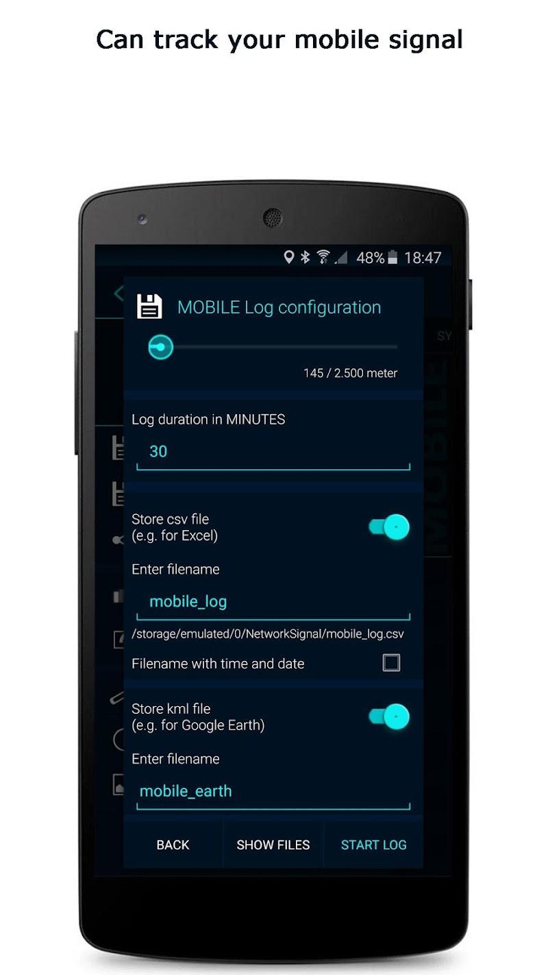 Network Signal Info Pro Screenshot 5