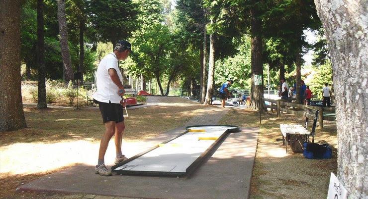 Lamego organiza primeiro torneio para Glórias do minigolfe nacional