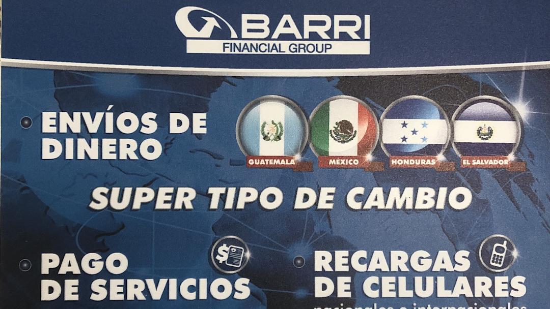 Barri Financial Group Blanca S Market