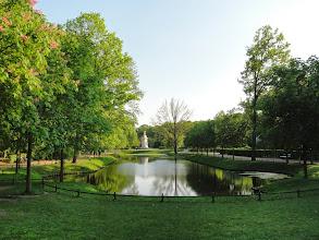Photo: Goldfischteich im Tiergarten