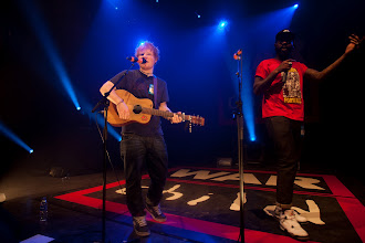 Photo: Ed Sheeran & Mikill Pane