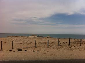 Photo: Nouadhibou bay
