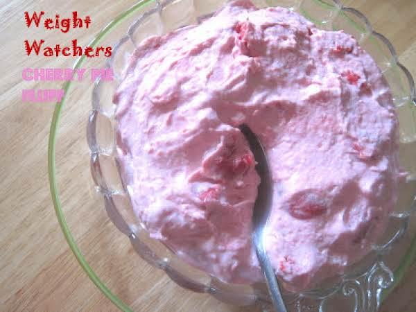 Cherry Pie Fluff {diet Friendly} Recipe