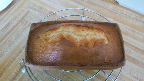 Lemony Yogurt Bread Recipe