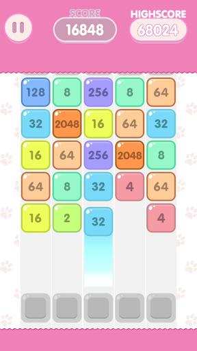 2048 Shoot & Merge Block Puzzle painmod.com screenshots 2