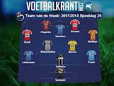 Kortrijk en Club goed vertegenwoordigd in het Team van de Week