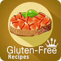 gluten free food recipes icon