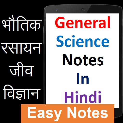 General Science Notes SSC IAS- screenshot
