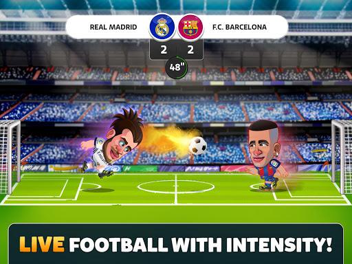 Head Soccer La Liga 2017 screenshot 11