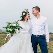 Wedding photographer Miroslava Vorozhbit (Myroslava). Photo of 27.08.2017