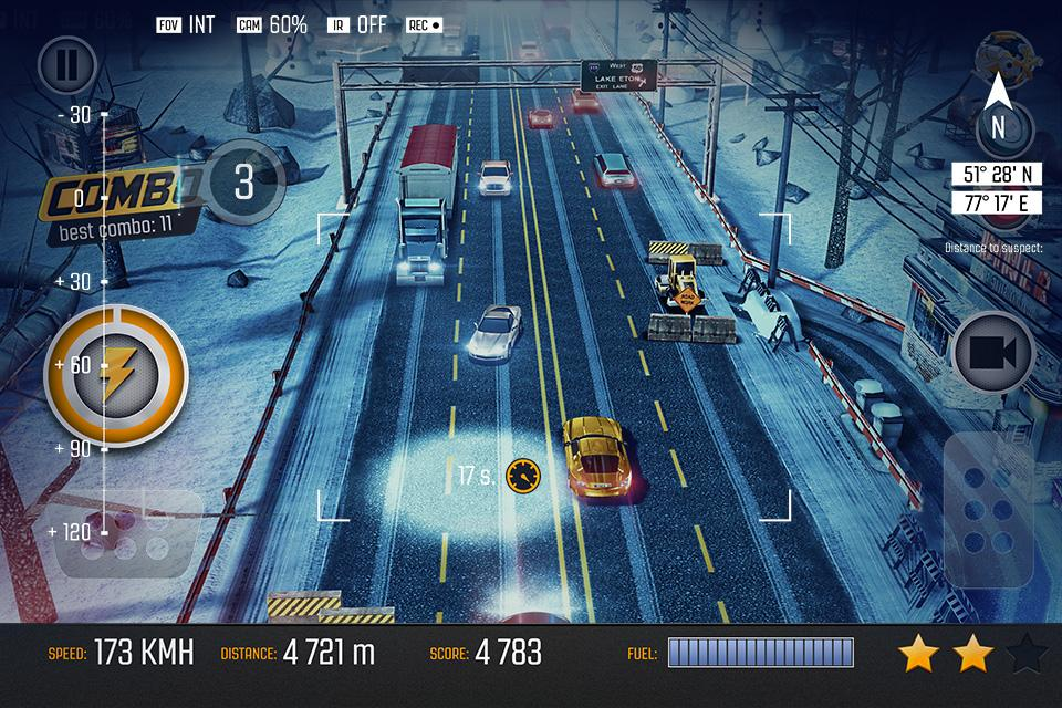 Road Racing: Highway Traffic- screenshot