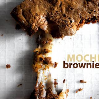 Mochi Brownie.