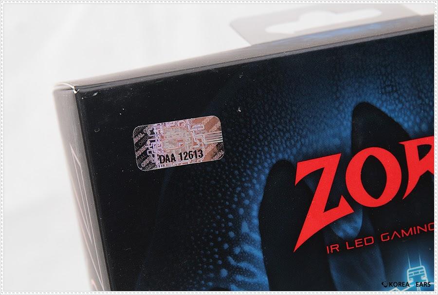 Toàn cảnh chú chuột EpicGear Zora