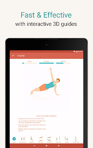 Seven – 7 Minute Workout PRO (Cracked) 7