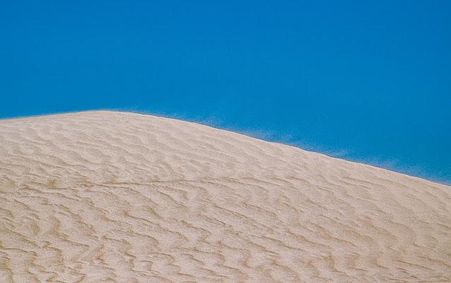 Lancelin Sand Dunes di Morellato Marco