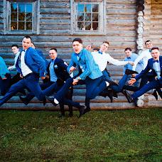 Wedding photographer Dmitriy Petrov (petrovd). Photo of 24.10.2017
