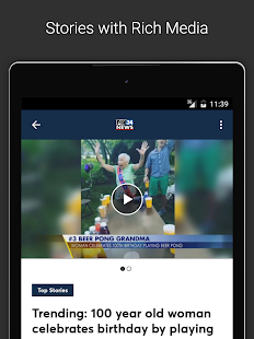 FOX34- screenshot thumbnail