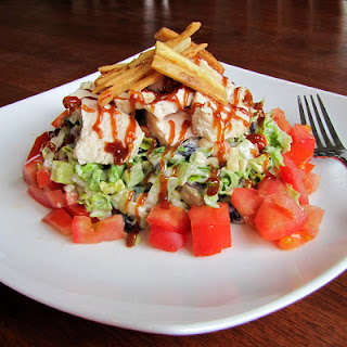 Claim Jumper's BBQ Chicken Salad