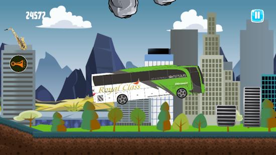 PO Bus Efisiensi Simulator - náhled