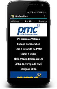 Meu Candidato screenshot 2