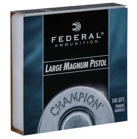 Federal Primers Large Magnum Pistol No 155