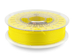 Fillamentum Flash Yellow Metallic CPE HG100 - 1.75mm (0.75kg)